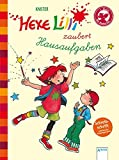 Hexe Lilli zaubert Hausaufgaben (Schreibschrift): Hexe Lilli für Erstleser
