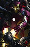 Avengers: Age of Ultron (2015) Film Poster Ironman, Papier, a2