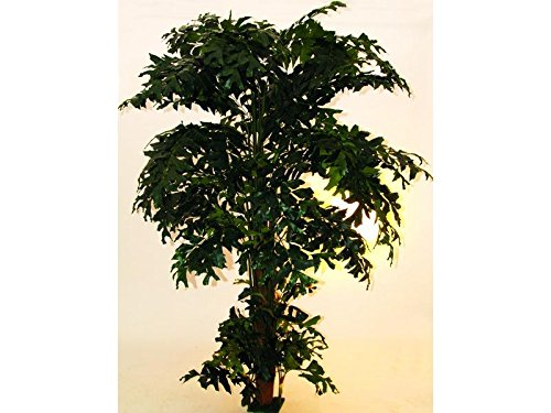 EUROPALMS Fishtail-Palmbaum 1426 Blätter 305 cm, Kunstpflanze