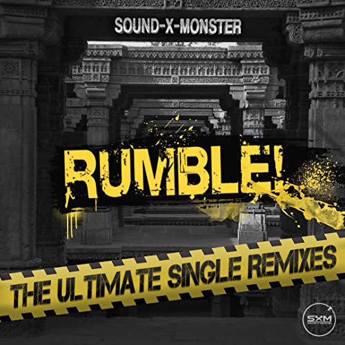 Sound-X-Monster - Rumble!