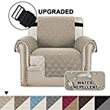 BellaHills Sofa protector Quilted Furniture Cover Sofa/Settee THROW Water Resistant, Features Cozy and Efficient, Soft and Suede-Like