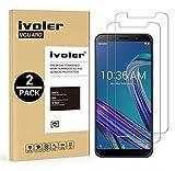 iVoler [Pack de 2] Verre Trempé pour ASUS Zenfone Max Pro (M1) ZB601KL / ZB602KL 6.0...