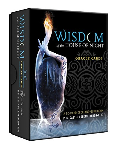Wisdom of the House of Night Oracle Cards: A 50-Card Deck and Guidebook -