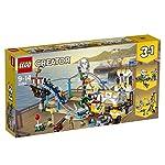 LEGO 31084 LEGO Creator Montagne Russe dei pirati LEGO