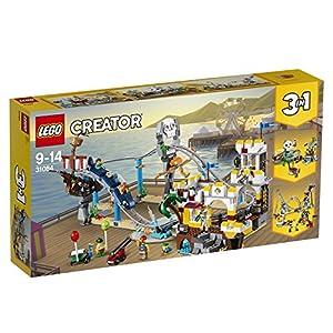 LEGO- Creator Montagne Russe dei Pirati, Multicolore, 31084  LEGO