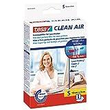 tesa Clean Air® Feinstaubfilter für Laserdrucker, Größe S [10 cm x 8 cm] (5er Vorteilspack)