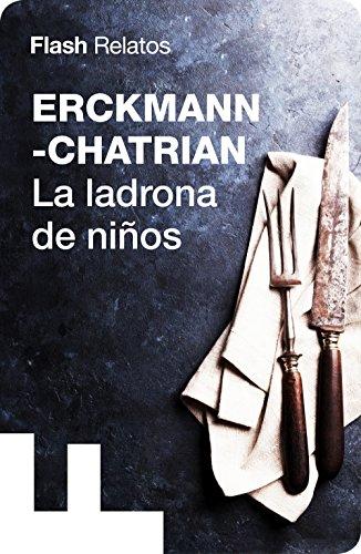 La ladrona de niños (Flash Relatos): LE TRÉSOR DU VIEUX SEIGNEUR por Erckmann-Chatrian