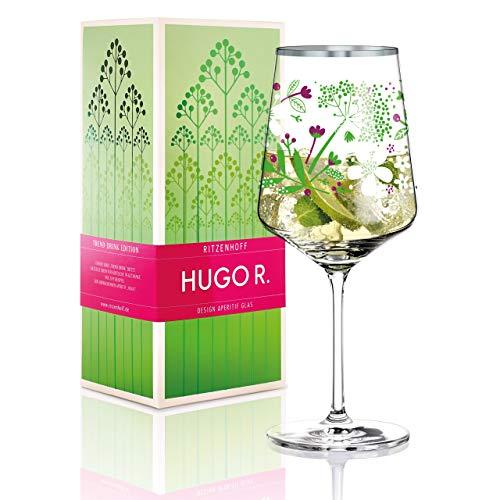 Ritzenhoff le ofrece las ideas mÃs actuales para deliciosas bebidas. Reconocidos diseÃadores y artistas han creado diseÃos de gran calidad para decorar las copas que combinan bien con la gran variedad de bebidas. Asà tenemos, por ejemplo, la copa Hug...