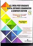 #2: ALL INDIA POST GRADUATE DENTAL ENTRANCE EXAMINATION 6ED (DEC. 2008-2015)VOL. 2