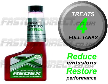 REDEX PETROL INJECTOR 500ML FOR THE PRICE OF 250ML