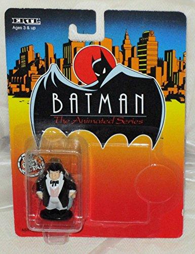 *Vintage* DC Comics BATMAN - The Animated Series - Die-Cast (Metall) THE PENGUIN (Vintage Penguin)