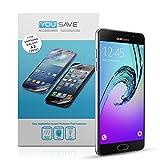 YouSave Screen Protector for Samsung Galaxy A3 (2016) Pack 5 [SA-EA05-Z963]