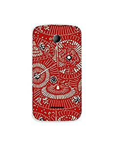 Micromax A117 nkt03 (313) Mobile Case by Leader
