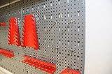 Kreher Werkzeuglochwand Metall - 4