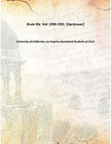 Bruin life Volume 1990-1991 [Hardcover]