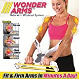 New! Arms Upper Body Workout Machine As Seen On TV - WONDER ARMS