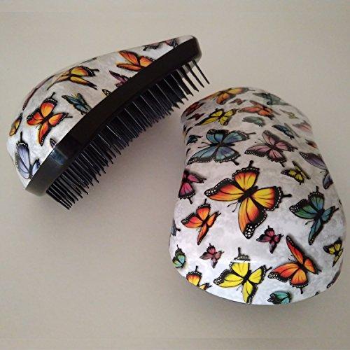 Cepillo desenredante Butterfly