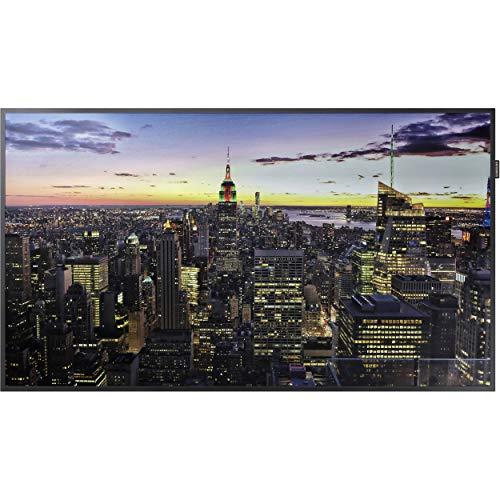 "Samsung QM49F 124,5 cm (49"") LED 4K Ultra HD Digital Signage Flat Panel Negro - Pantallas de señalización (124,5 cm (49""), LED, 3840 x 2160 Pixeles, 5"