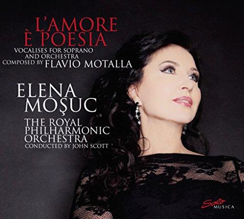 Motalla: L'Amore è Poesia - Vocalises for Soprano and Orchestra