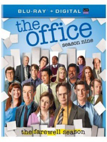 Office: Season Nine [Blu-ray] [Import anglais]