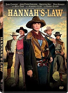 Hannah's Law by Sara Canning