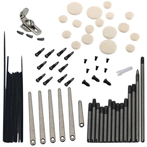 Gazechimp Klarinette Reparatur Kits