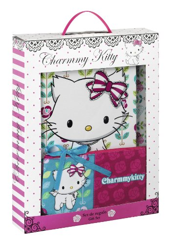 Kitty- Charmmy Caja, Color Rosa, Uacutenica (SAFTA 3 11312 587)