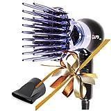 Xculpter Wild - Mini Sèche Cheveux Lissant - BLUE
