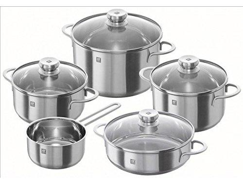 Zwilling Set 5Twin Nova Cookware