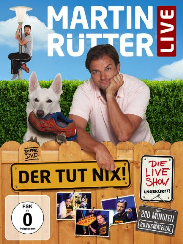 Martin Rütter - Der tut nix! [2 DVDs] (Haus-dvd-serie)