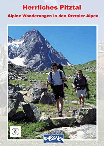 """Preisvergleich Produktbild Herrliches Pitztal """"Alpine Wanderungen in den Ötztaler Alpen"""""""
