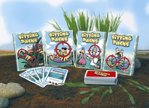 Imagen principal de Tiro al Pato - Juego de cartas, de 3 a 6 jugadores (En Español)