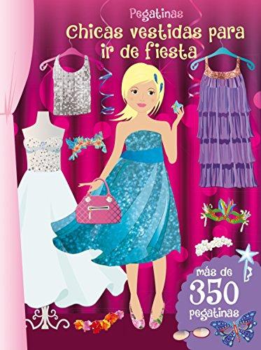 Pegatinas. Chicas Vestidas Para Ir De Fiesta (PICARONA) por Varios