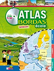 ATLAS BORDAS ECOLE + CD - GP