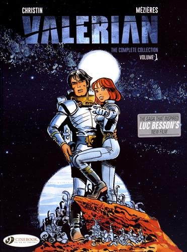 The Complete Collection (Valerian and Laureline) por Pierre Christin