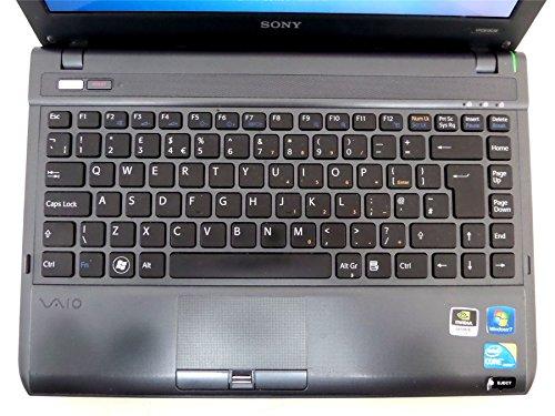Sony VPCS13 13 3 Laptop - Intel Core i5 2 67GHz 4GB Ram 320GB HDD Win 7 Pro