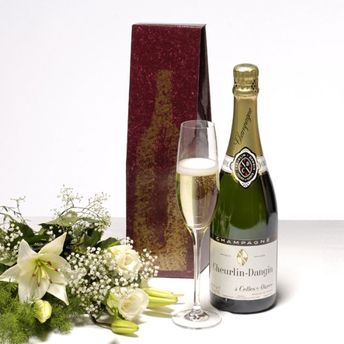 Hay Hampers Cheurlin Dangin Champagne Gift in Gift Box