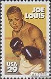 Prophila Collection USA 2384 (kompl.Ausg.) 1993 Joe Louis (Briefmarken für Sammler) Kampfsport