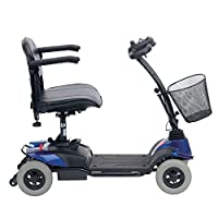 Drive ST1 Scooter Mobility Aid Shoprider 4mph Car Boot Travel Portable Outdoor