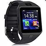 LeEco Le Max Compatible Smartwatch DZ09 With SIM and Camera Card Slot Support | Analogue with Android and iPhone| WhatsApp and Facebook| Activity Tracker | Fitness Band | New Arrival Best Selling High Quality Available At Lowest Price