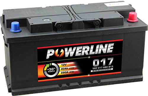 017 Powerline Autobatterie 12V
