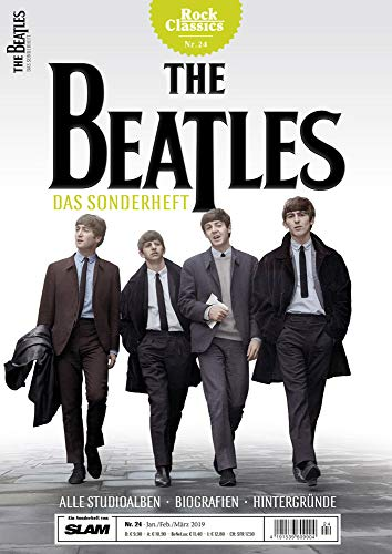 THE BEATLES - Das Sonderheft (Rock Classics #24)