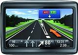 TomTom Via Live 120 Europe (10,8cm (4,3 Zoll) Display, 45 Länderkarten Europa, 1 Jahr HD Traffic, Bluetooth, Sprachsteuerung)