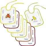 Playshoes 507170 - 7-Tage-Binde-Lätzchen