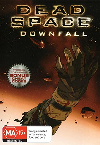 Dead Space: Downfall by Bruce Boxleitner