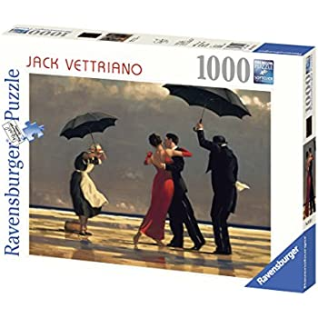Ravensburger Jack Vettriano The Singing Butler Jigsaw Puzzle (1000 Pieces)