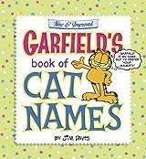 Garfield's Book of Cat Names by Jim Davis (2005-11-29)