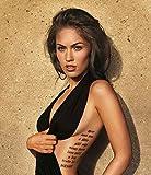 Infinite Arts Megan Fox (14inch x 16inch/35cm x 41cm) Silk Print Poster - Silk Printing - 78A852