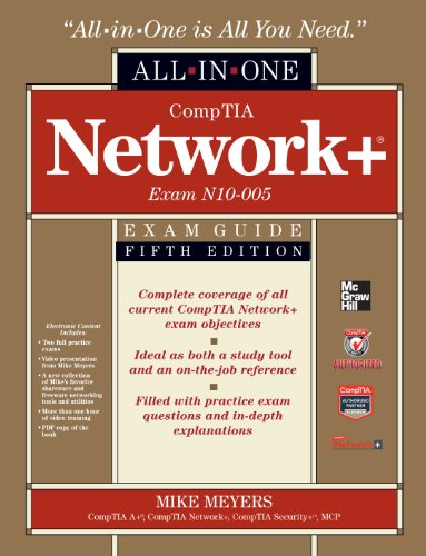 CompTIA Network+ Certification All-in-One Exam Guide, 5th Edition (Exam N10-005) (ENHANCED (Deluxe Mike Kit)