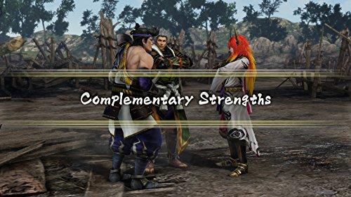 Samurai Warriors 4 2 screenshot